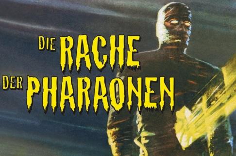 Die Rache Der Pharaonen 1959 Horror Stream Deutsch